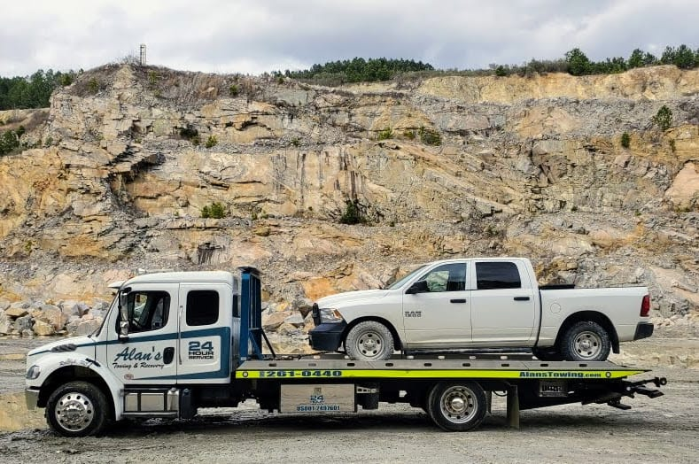 Alan's Towing & Recovery